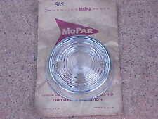1954 Plymouth NOS MoPar PARK LAMP LENS Belvedere Savoy Plaza