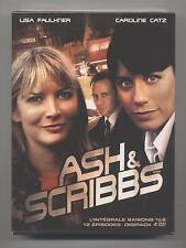 NUOVA COFANETTO 4 DVD ASH & SCRIBBS INTEGRALE STAGIONE 1 & 2 IN BLISTER SERIE TV