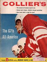 1956 Colliers December 7-All-America Football; Deborah Kerr;Hungarian Revolution
