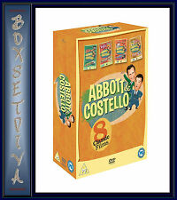 ABBOTT & COSTELLO - 8 CLASSIC FILM COLLECTION  **BRAND NEW DVD BOXSET **