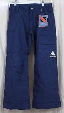 New 2014 Burton Youth Boys Cyclops Insulated Snowboard Pants Medium Atlantic