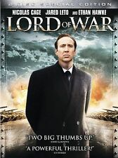 LORD OF WAR Special Edition 2-Disc DVD Set Nicolas Cage