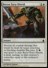 MTG 4x BOROS FURY-SHIELD - SCUDO DI FURIA BOROS - RAV - MAGIC