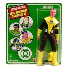 SINESTRO DC Super Heroes Retro Action Figure MOC GL