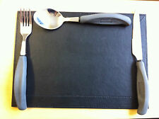 Disabled Cutlery Set Easy Grip Large Handle Knife Fork Spoon arthritis