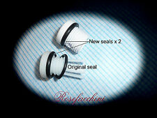 Caravan Truma Carver Cascade 2 Improved o ring seals for water heater drain plug