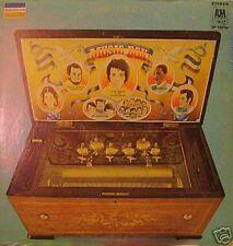 "A&M ""MUSIC BOX "" BRASIL '66,HERB ALPERT,VA LP 1969 EXC!"