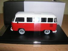 Premium x 1976 Volkswagen VW Combi t2 rojo Red, 1:43 Limited Edition