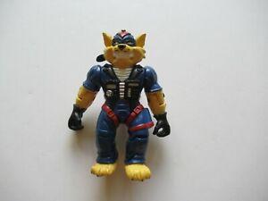 VINTAGE 1994 REMCO HANNA BARBERA SWAT KATS CATS T-BONE FIGURE