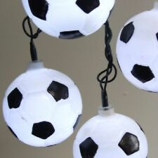 LED Fußball Party-lichterkette 20er 4 75m FHS 08598