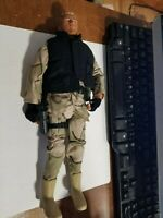 """Vintage  21st Century Toys The Ultimate Soldier 12"""" Action Figure Uniform - guns"""