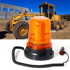 120 LED Amber Car Truck Rotating Roof Strobe Flash Light Emergency Warning Lamp