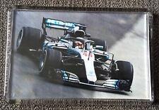 2018 F1 Hamilton Vettel Bottas Verstappen Alonso etc ~ Fridge Magnet /Mini Stand