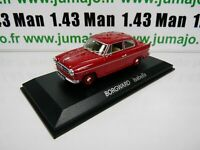 NOR4A VOITURE 1/43 NOREV : BORGWARD Isabella berline 1960