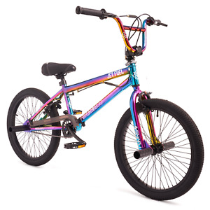 """Hyper 20"""" BMX Bicycle Freestyle Bike Multicolor Paint For Teens Kids NEW"""