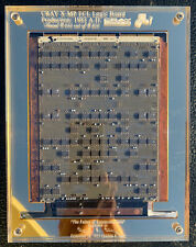 SuperComputer Cray X-Mp E.L.C. Inventor of Steve Chen rather Seymour Roger Cray