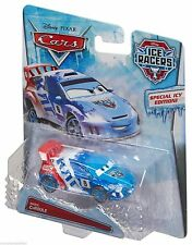 SPECIAL ICY EDITION RAOUL CAROULE disney pixar cars NEW ice series racers