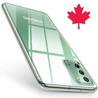 For Samsung Galaxy Note 20 / Ultra Clear Case Thin Soft TPU Silicone Back Cover