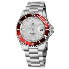 Revue Thommen Men's Diver Silver Dial Stainless Steel Automatic Watch 17571.2126