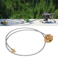 Outdoor Camping Camp Gas Stove Use Household LPG Cylinder Gas Tank Adapter