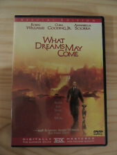 What Dreams May Come (Dvd, 1999) Widescreen Robin Williams, Annabella Sciorra