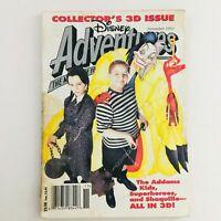 Disney Adventures Magazine November 1993 The Addams Kids Cruella de Vil No Label
