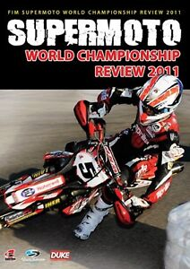 SUPERMOTO - FIM WORLD CHAMPIONSHIP REVIEW 2011 - DVD - FREE POST IN UK