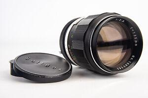Soligor 135mm Tele-Auto 135mm f/2.8 Telephoto Lens with Caps for Minolta MD V14