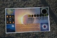 Total Solar Eclipse 49c Forever Stamp FDC Bullfrog Cachet S#5211 14045 DCP Post