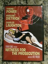 Witness for the Prosecution (Dvd) Kl Studios