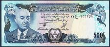 AFGHANISTAN - 500 AFGHANIS Pick n° 52a. de 1977. en NEUF