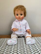 Vintage 17� Betsy Wetsy Baby Doll with rooted hair