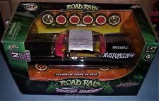 Jada Toys 1:24 Diecast Model Kit Road Rats Chop Shop '59 Cadillac Coup De Ville