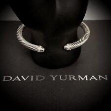 David Yurman Cable Classics Bracelet with Diamonds, 5mm size M