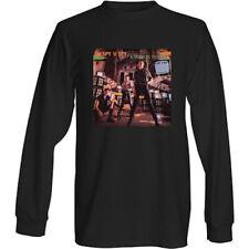 V Spy V Spy A.O Mod TV Ver Album Cover T-Shirt Long Sleeve Black