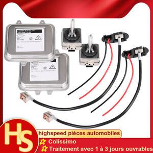 2X Ballast Xénon Phares + D1S Ampoule + Câble pour Opel Insignia A 5DV009720-00