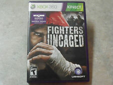 Fighters Uncaged (Microsoft Xbox 360, 2010)
