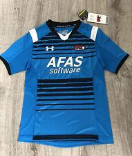 Under Armour AZ Alkmaar Kids Away Shirt 13-14 Years BNWT