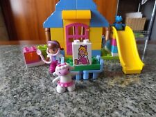 LEGO DUPLO 10606 DOTTORESSA LA CLINICA IN GIARDINO