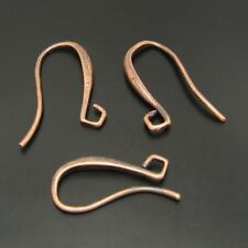 12pcs Antique bronze copper jewellry ear hook earring findings  03781