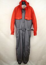 MC GREGOR VINTAGE MENS PADDED  SKI SUIT ONE PIECE size XL 2XL ALL IN ONE