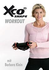 XCO Shape Workout Training DVD mit Anleitung von Barbara Klein