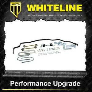 Whiteline Rear Sway Bar Stabiliser Kit for HOLDEN COLORADO RC RODEO RA