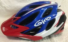Giro Exodus E2 Cycling Helmet Team Trek USPS 2002 Limited Edition w/Case NEW
