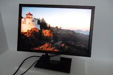 "Dell U2410f 24"" UltraSharp LCD Monitor VGA DVI DP HDMI 4-Port USB Hub 320-8277"