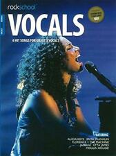 Rockschool: Vocals Grade 8 - Female (Book/Audio Download) 2014-2017 Syllabus by