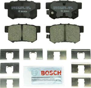Bosch Rear Brake Pads QuietCast Ceramic 1992-2015 Honda 1986-2012 Acura BC537