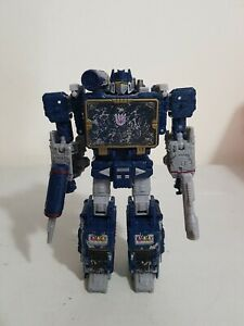 Transformers: War For Cybertron [Siege] Soundwave (Complete)