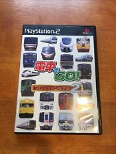 PS2 Densha De Go Professional 2 - Japanese Train Simulator Game