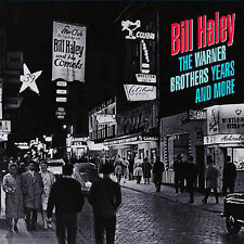 BILL HALEY - WARNER BROTHER YEARS NEW CD
